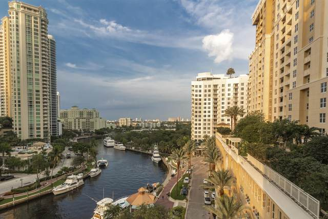 511 SE 5th Avenue #817, Fort Lauderdale, FL 33301 (MLS #RX-10626431) :: United Realty Group
