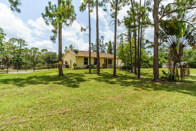 16406 88th Road N, Loxahatchee, FL 33470 (#RX-10626459) :: Treasure Property Group