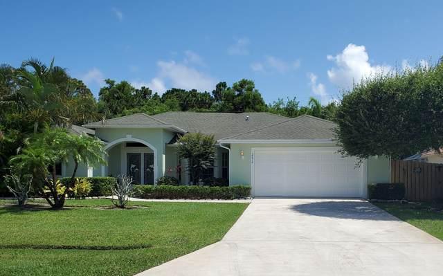 2672 SE Clareton Terrace, Port Saint Lucie, FL 34952 (#RX-10626498) :: The Reynolds Team/ONE Sotheby's International Realty