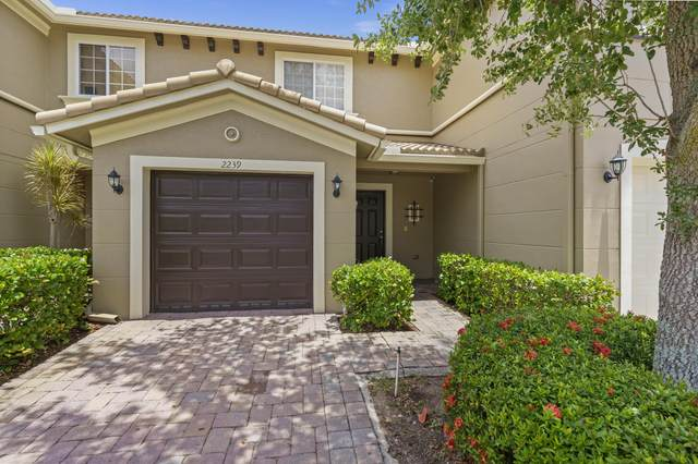 2239 SW Rockport Road, Port Saint Lucie, FL 34953 (MLS #RX-10626547) :: Laurie Finkelstein Reader Team