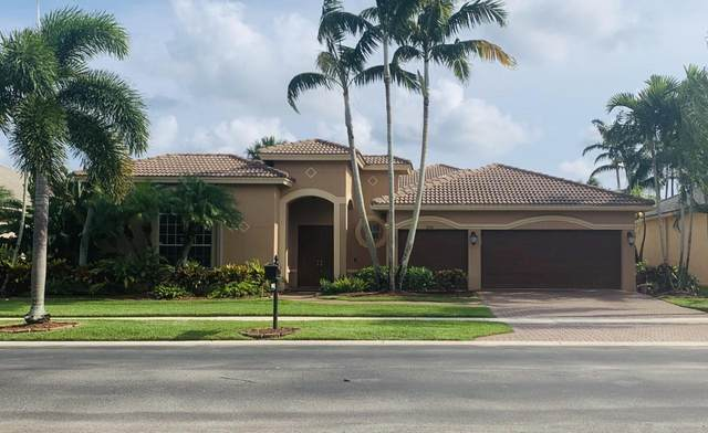 1803 Waldorf Dr Drive, Royal Palm Beach, FL 33411 (#RX-10626550) :: Treasure Property Group