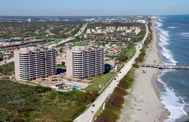 750 Ocean Royale #303, Juno Beach, FL 33408 (MLS #RX-10626581) :: Laurie Finkelstein Reader Team