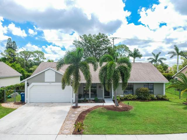 110 Sherwood Drive, Royal Palm Beach, FL 33411 (#RX-10626610) :: Treasure Property Group