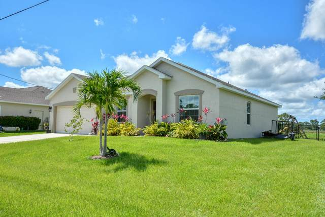 1364 SW Abacus Avenue, Port Saint Lucie, FL 34953 (MLS #RX-10626628) :: Laurie Finkelstein Reader Team