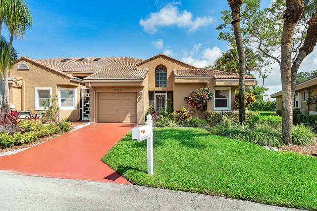11001 Ladera Lane C, Boca Raton, FL 33498 (MLS #RX-10626642) :: Castelli Real Estate Services