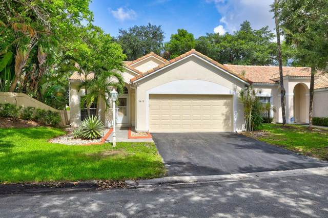 3612 Wilderness Way, Coral Springs, FL 33065 (#RX-10626644) :: The Reynolds Team/ONE Sotheby's International Realty