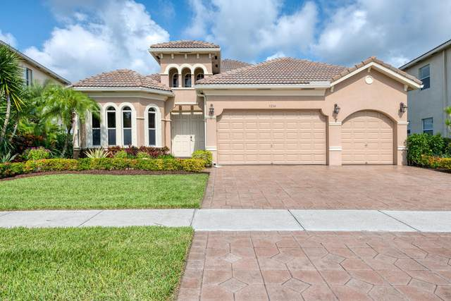 1234 Bay View Way Way, Wellington, FL 33414 (MLS #RX-10626649) :: Castelli Real Estate Services