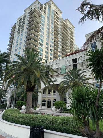 600 W Las Olas Boulevard 2202S, Fort Lauderdale, FL 33312 (MLS #RX-10626651) :: Laurie Finkelstein Reader Team