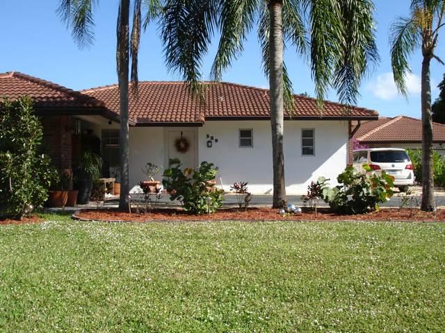 329 NW 42nd Street NW, Boca Raton, FL 33431 (MLS #RX-10626652) :: Laurie Finkelstein Reader Team