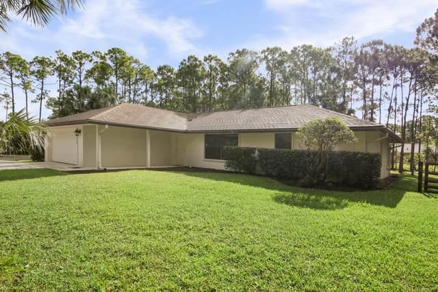 15314 78th Drive N, West Palm Beach, FL 33418 (#RX-10626657) :: Ryan Jennings Group
