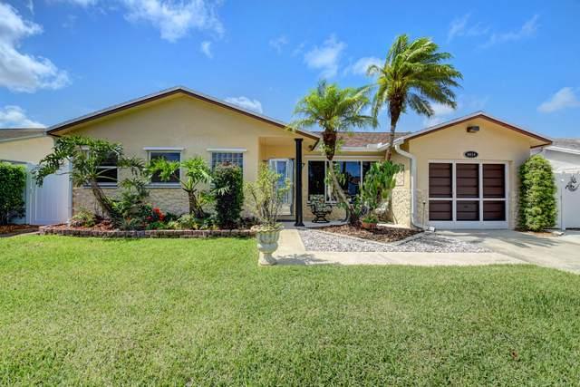 8914 SW 7th Street, Boca Raton, FL 33433 (MLS #RX-10626664) :: Laurie Finkelstein Reader Team