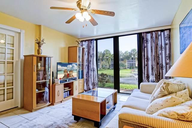 2400 S Ocean Drive #1211, Fort Pierce, FL 34949 (#RX-10626705) :: Ryan Jennings Group