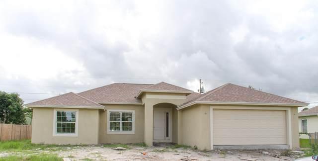 3641 SW Rosser Boulevard, Port Saint Lucie, FL 34953 (#RX-10626715) :: Ryan Jennings Group