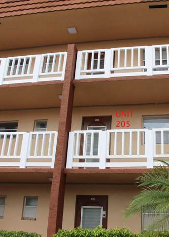 9340 Sunrise Lakes Boulevard #205, Sunrise, FL 33322 (MLS #RX-10626716) :: United Realty Group