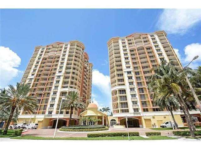 2001 N Ocean Boulevard #1401, Fort Lauderdale, FL 33305 (#RX-10626727) :: Baron Real Estate