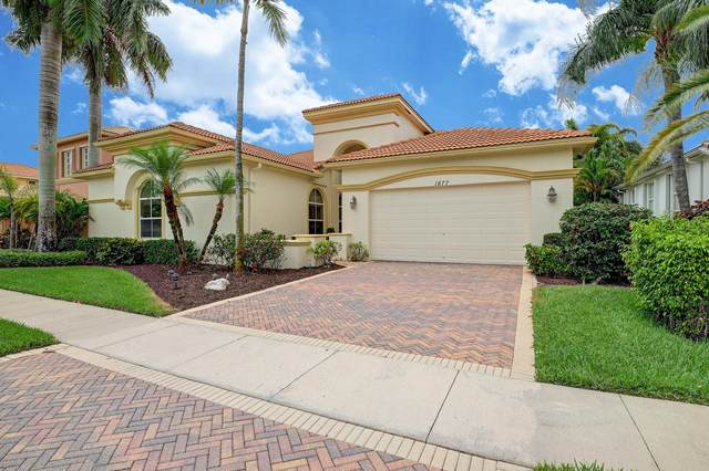 1877 Via Bellezza, Wellington, FL 33411 (MLS #RX-10626752) :: United Realty Group