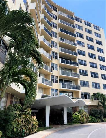 2800 N Flagler Drive #701, West Palm Beach, FL 33407 (MLS #RX-10626754) :: United Realty Group