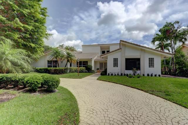 3501 Pine Lake Court, Delray Beach, FL 33445 (#RX-10626772) :: Ryan Jennings Group