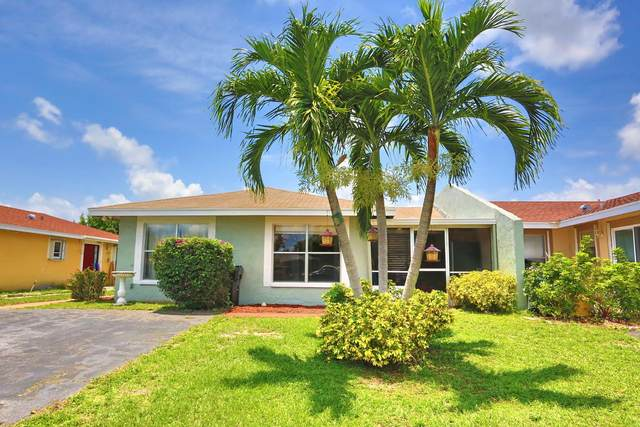 7581 Deuce Lane #7581, Lake Worth, FL 33467 (MLS #RX-10626775) :: The Jack Coden Group