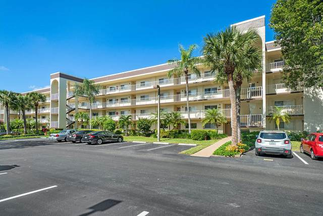 4735 Lucerne Lakes Boulevard E #216, Lake Worth, FL 33467 (MLS #RX-10626778) :: The Jack Coden Group