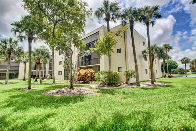 5370 Las Verdes Circle #113, Delray Beach, FL 33484 (#RX-10626781) :: Ryan Jennings Group