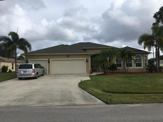 5467 NW Crooked Street, Port Saint Lucie, FL 34986 (MLS #RX-10626787) :: Berkshire Hathaway HomeServices EWM Realty