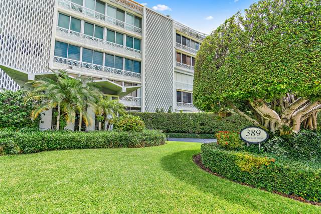 389 S Lake Drive 3F, Palm Beach, FL 33480 (#RX-10626803) :: The Rizzuto Woodman Team