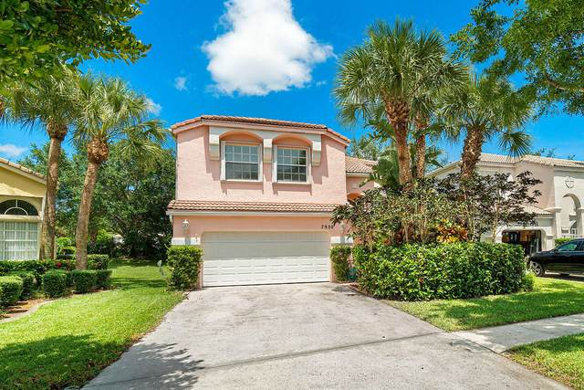 7930 NW Rockport Circle, Lake Worth, FL 33467 (MLS #RX-10626840) :: The Jack Coden Group