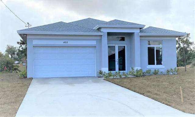 452 SW Fifer Avenue, Port Saint Lucie, FL 34953 (#RX-10626924) :: Ryan Jennings Group