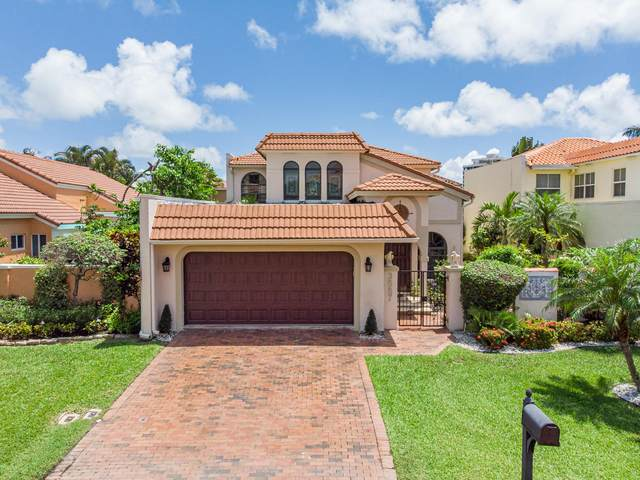 3557 Admirals Way, Delray Beach, FL 33483 (#RX-10626931) :: Ryan Jennings Group