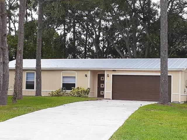 642 NW Cardinal Drive, Port Saint Lucie, FL 34983 (#RX-10626962) :: Ryan Jennings Group