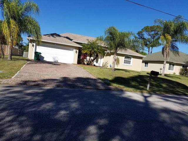 1631 SW Carillo Avenue, Port Saint Lucie, FL 34953 (#RX-10626975) :: Ryan Jennings Group
