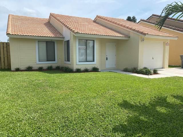 6197 Country Fair Circle, Boynton Beach, FL 33437 (#RX-10626982) :: Ryan Jennings Group