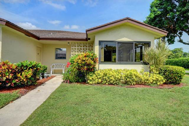 5180 Nesting Way D, Delray Beach, FL 33484 (#RX-10627066) :: Treasure Property Group