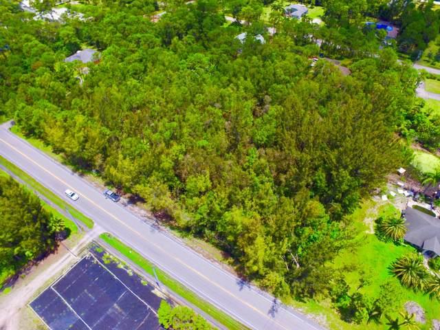 13843 Orange Boulevard, West Palm Beach, FL 33412 (#RX-10627083) :: Ryan Jennings Group