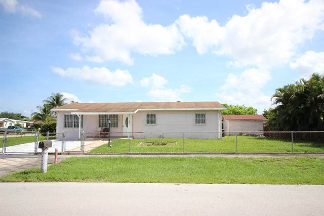 4857 Springfield Drive, West Palm Beach, FL 33415 (#RX-10627100) :: Treasure Property Group