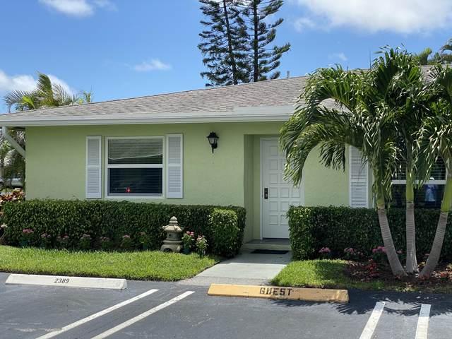 1040 N Palm Lane A, Delray Beach, FL 33445 (#RX-10627107) :: Ryan Jennings Group