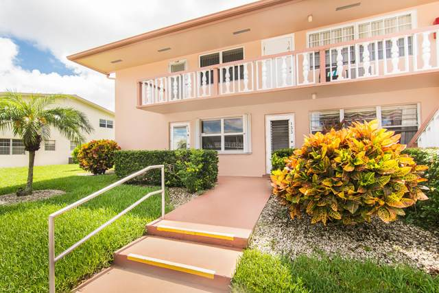 134 Northampton G #134, West Palm Beach, FL 33417 (#RX-10627130) :: Treasure Property Group