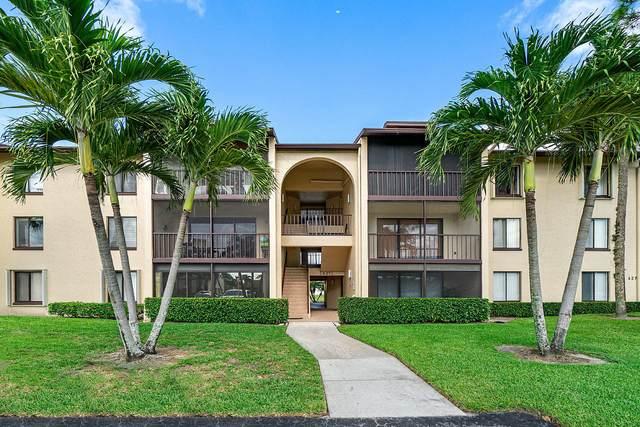627 Sea Pine Way C2, Greenacres, FL 33415 (MLS #RX-10627148) :: Berkshire Hathaway HomeServices EWM Realty
