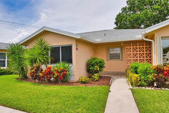 14679 Canalview Drive C, Delray Beach, FL 33484 (#RX-10627157) :: Treasure Property Group