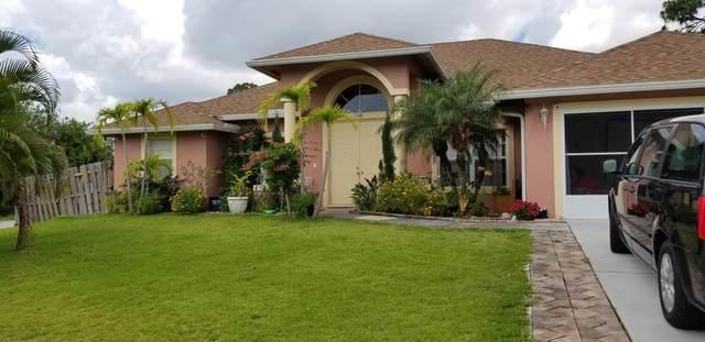 3478 SW Vendome Street, Port Saint Lucie, FL 34953 (#RX-10627175) :: The Reynolds Team/ONE Sotheby's International Realty