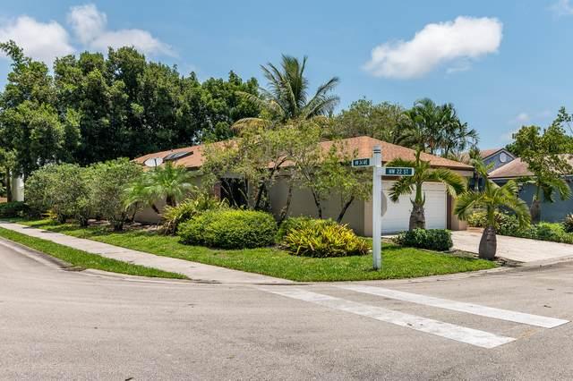 3371 NW 22nd Street, Coconut Creek, FL 33066 (MLS #RX-10627186) :: Berkshire Hathaway HomeServices EWM Realty