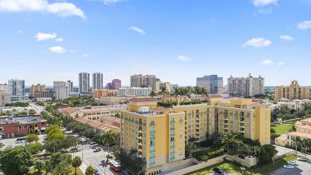 403 S Sapodilla Avenue #506, West Palm Beach, FL 33401 (#RX-10627191) :: Ryan Jennings Group