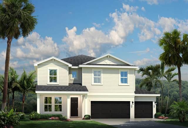 704 SW Pennfield Terrace, Stuart, FL 34997 (MLS #RX-10627195) :: The Jack Coden Group