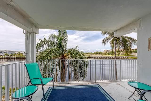 1536 SE 15th Court #306, Deerfield Beach, FL 33441 (#RX-10627248) :: Dalton Wade