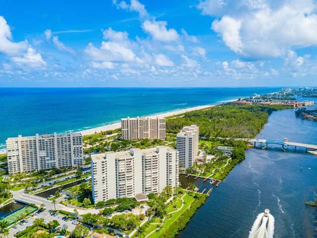 4201 N Ocean Boulevard #1002, Boca Raton, FL 33431 (MLS #RX-10627252) :: Berkshire Hathaway HomeServices EWM Realty