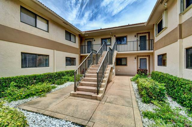 15451 Pembridge Drive #226, Delray Beach, FL 33484 (#RX-10627266) :: Dalton Wade