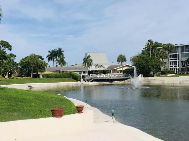 2668 N Garden Drive #304, Lake Worth, FL 33461 (#RX-10627272) :: Dalton Wade