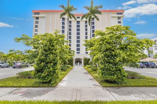 3800 Washington Road #1109, West Palm Beach, FL 33405 (#RX-10627326) :: Ryan Jennings Group