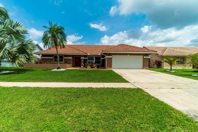 5591 Spring Lake Terrace, Boynton Beach, FL 33437 (#RX-10627360) :: Dalton Wade